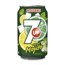 [A132.33SM24] SEVEN UP MOJITO CANETTE 33Cl Pack de 24