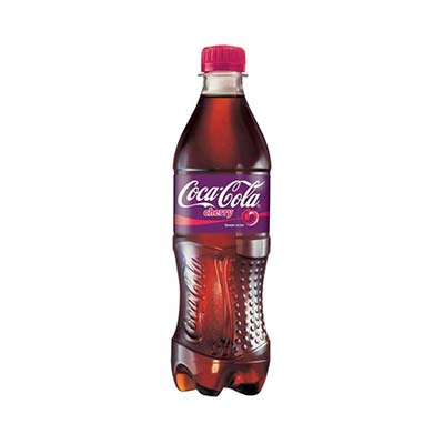 COCA COLA CHERRY BOUTEILLE 50CL PACK12