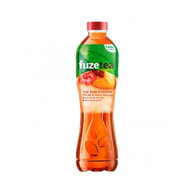 FUZETEA PECHE INTENSE PET 40CL PACK12