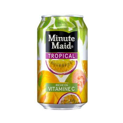 MINUTE MAID NECTAR TROPICAL 33CL PACK 24