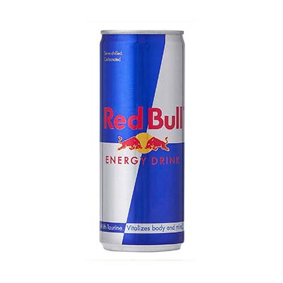 RED BULL ENERGY DRINK 25CL PACK 24