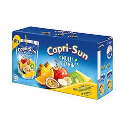 [A132.CSMT20] CAPRISUN MULTIVITAMINE POCHE 20CL PACK10