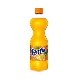 [A132.FOBT50] FANTA ORANGE PET 50CL PACK12