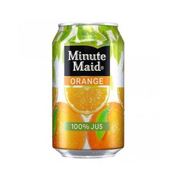 [A132.MMOR33] MINUTE MAID ABC ORANGE 33CL PACK 24